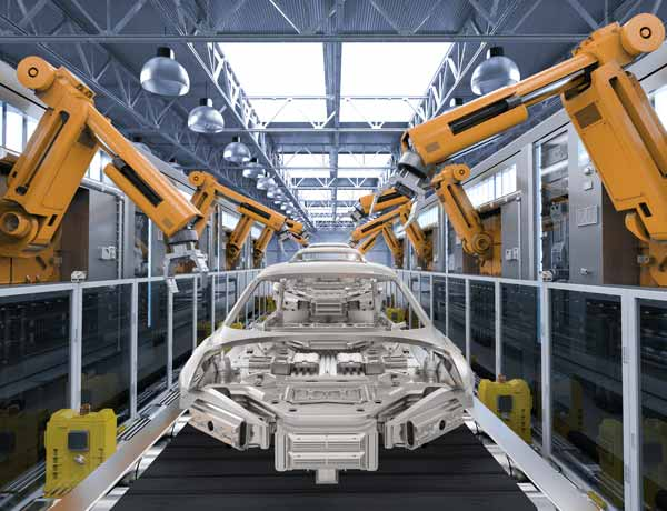 Temperature Monitoring in Automotive Industry