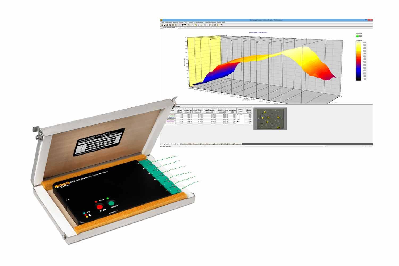 Datapaq Reflow Tracker Thermal Profiling System | Fluke Process