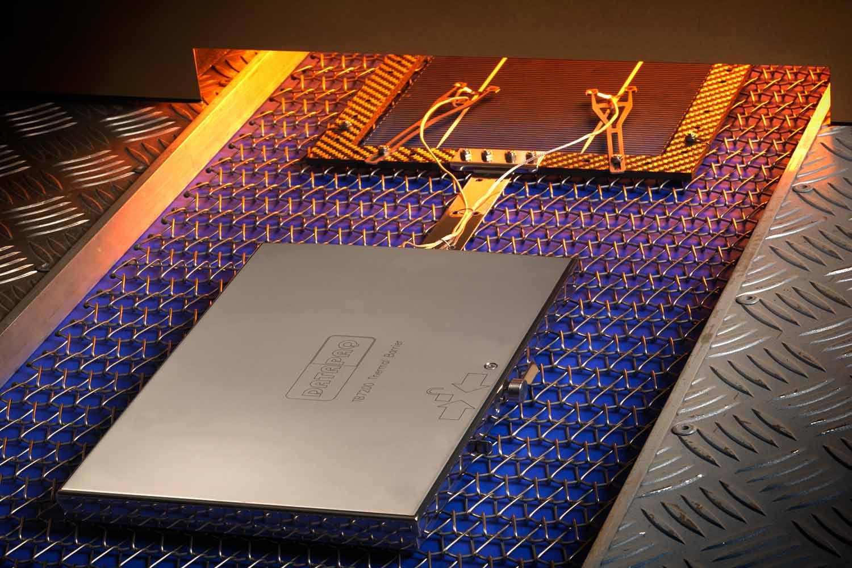 Temperature Monitoring in Silicon Processing