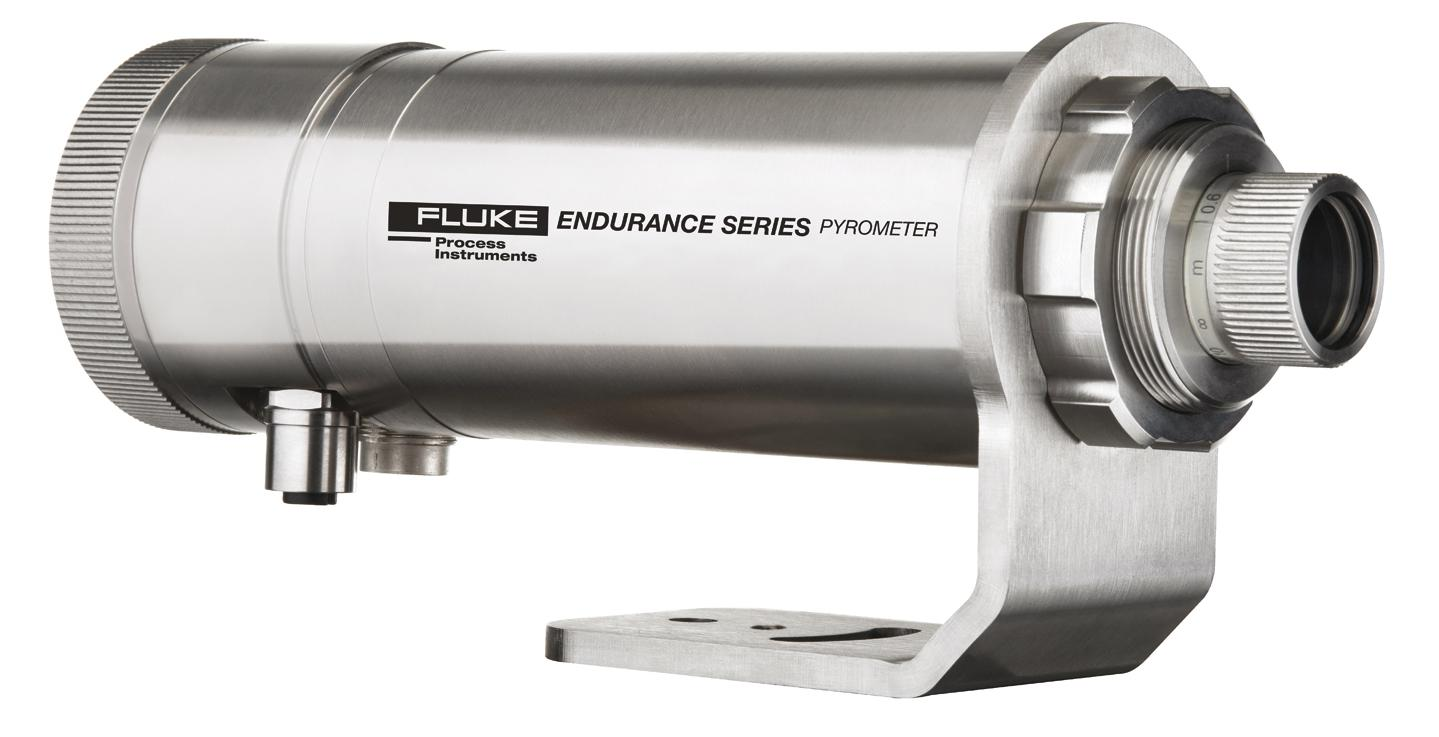 Endurance pyrometer