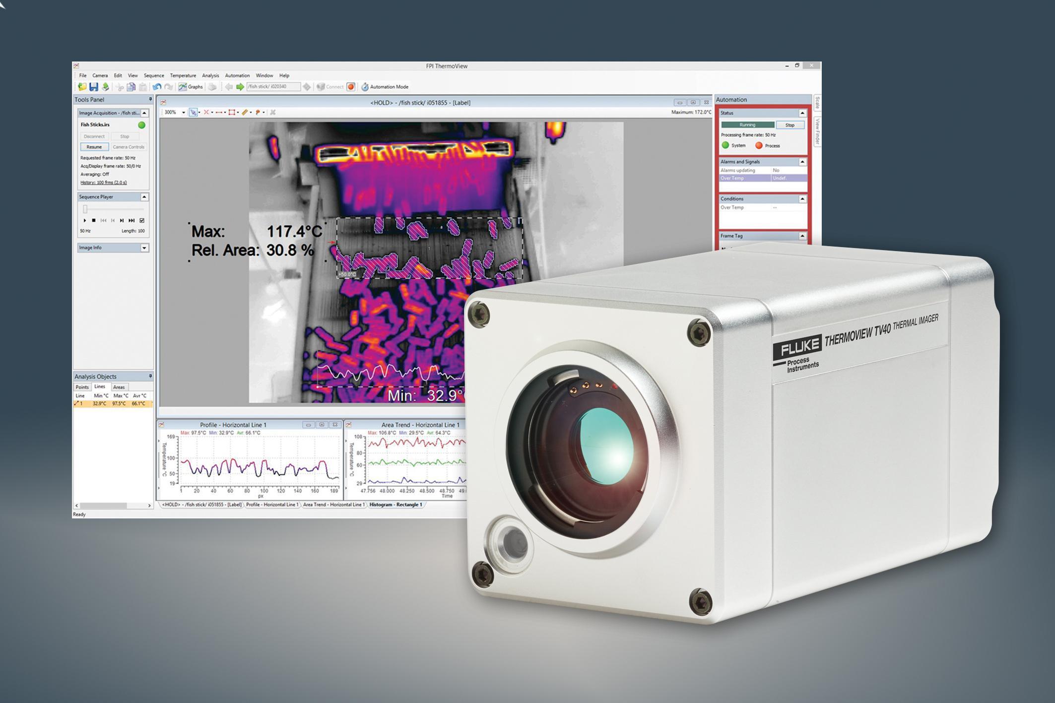 TV40 thermal camera