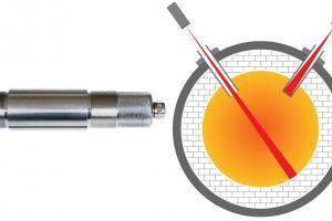 ATEX-Infrarotthermometer überwacht Schwefelgewinnung