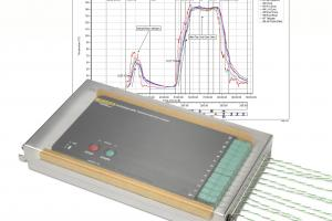 Datapaq DP5 with thermal barrier and software image