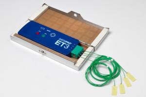 Hitzeschutzbehälter für Datapaq EasyTrack3 Datenlogger