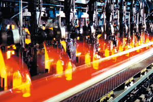 Glass Bottles Production