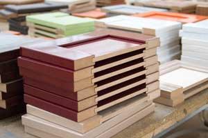 MDF Wood Coating
