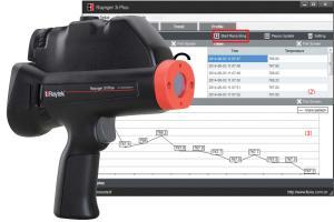 Infrarot-Thermometer Raytek Raynger 3i Plus
