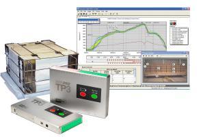 Kiln Tracker Temperaturprofilsystem