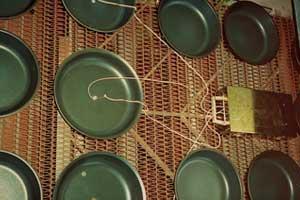 PTEE Dacromet Metal Coating