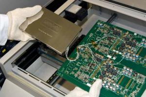 thermal profiling in reflow soldering