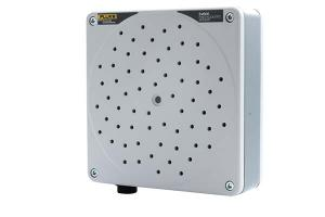 SV600 Fixed Acoustic Imager Three-Quarter Angle Product Photo