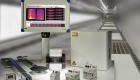 TIP900-Wärmebildsystem für die Produktion von Gipskartonplatten