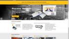 Screen Capture - New website