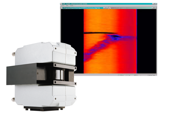 ES150 Thermal Imaging System for Plastic Sheet Extrusion
