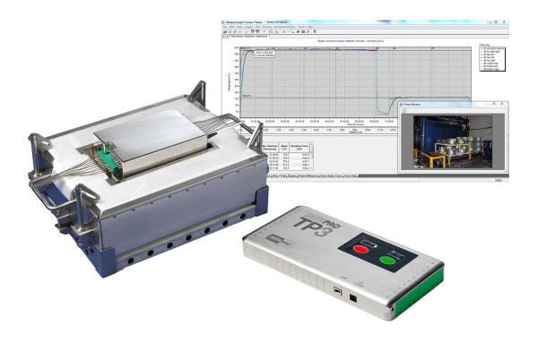 Furnace-System für Temperaturgleichmäßigkeitsprüfungen